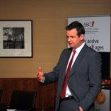 Professor Cathal Moran, Professor of Orthopaedics & Sports Medicine, SSC.
