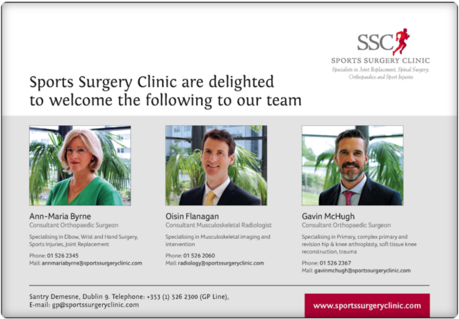 new-consultants-at-sports-surgery-clinic
