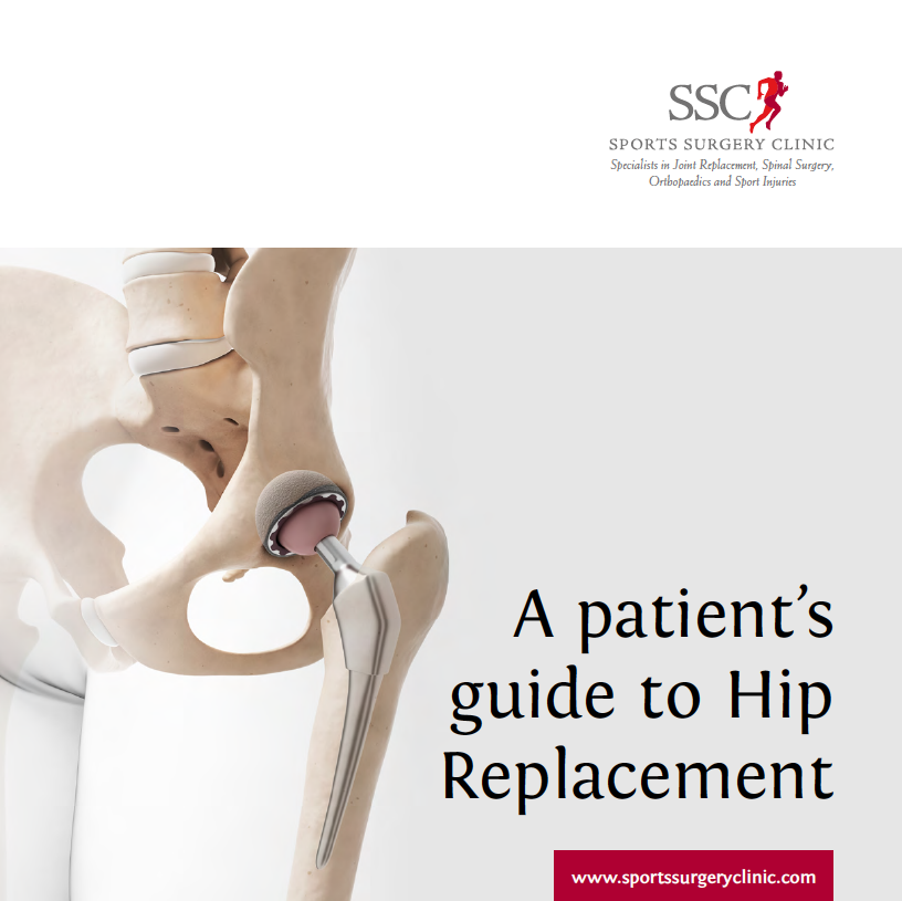 Total Hip Replacement Surgery (THR) at Sports Surgery Clinic