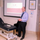 Mr Paul Moroney, Consultant Orthopaedic Surgeon specialising in foot and ankle surgery at Sports Surgery Clinic