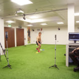 3D Biomechanics Laboratory at Sports Surgery Clinic