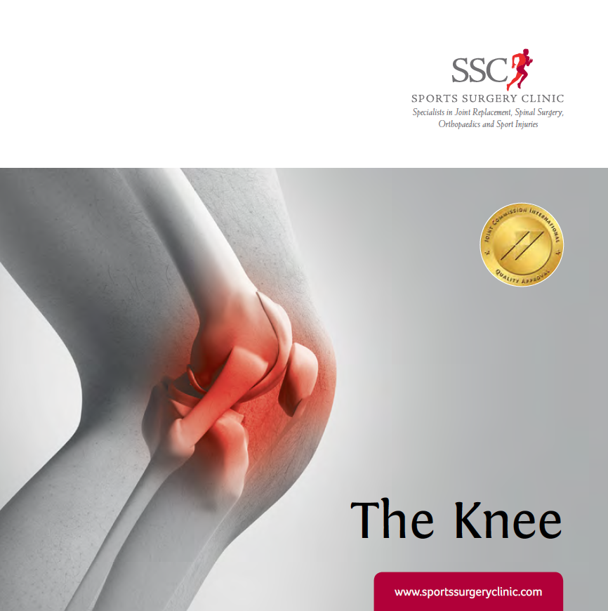 Causes of knee pain and rehabilitation of knee injuries at SSC