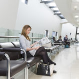 Waiting area at Sports Surgery Clinic