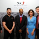 Colm Fuller, Lead Musculoskeletal Physiotherapist, SSC; Neil Welch, Lead Strength & Conditioning Coach, SSC; Dr E Kathir Tamilmani, Pain Management consultant, SSC; Orla Spenser, Clinical Psychologist, SSC, Dr Josh Keaveny, Pain Management Consultant,