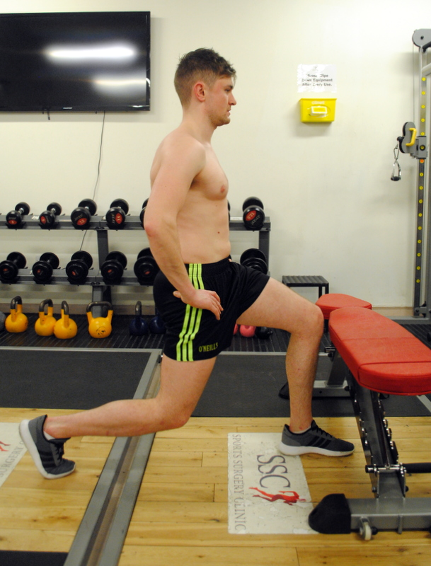 Physiotherapy of lower back Pain