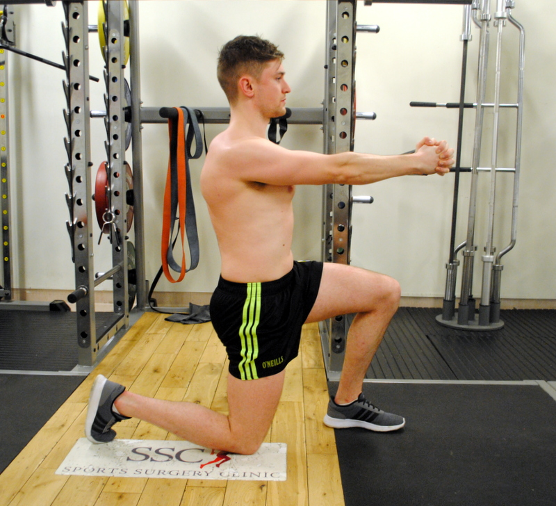 Strength and Conditioning Santry