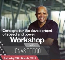 Jonas Dodoo at SSC