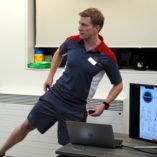 Sam Baida physiotherapist specialising in Groin Pain